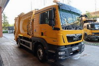 Refuse Collection Vehicles 1