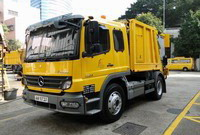 Refuse Collection Vehicles 4