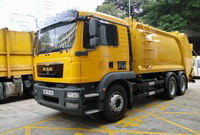 Refuse Collection Vehicles 6