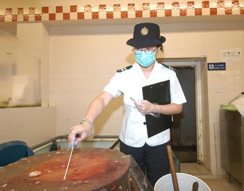doh - bluechiptextile  Health Inspector Uniform